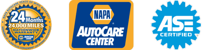 NAPA Auto Care Center in East Hartford
